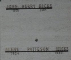 Alene Hicks