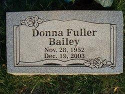 Donna <I>Fuller</I> Bailey