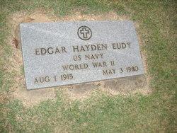 Edgar Hayden Eudy