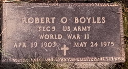 Robert O. Boyles