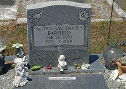 Sandra Gail <I>Daniels</I> Barfield