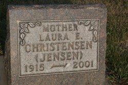 Laura Etta <I>Delaney</I> Christensen
