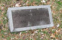 John Cozzens Trimble