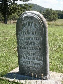 Mary E. <I>Royalty</I> Browning