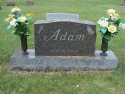 Walter H Adam