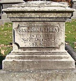 Rev John R Tiddy