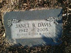 Janet Belle <I>Warren</I> Davis