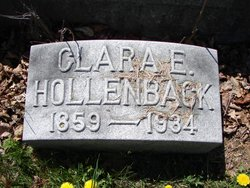 Clara E <I>Sober</I> Hollenback