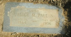 Alice M. Paulen