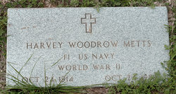 Harvey Woodrow Metts