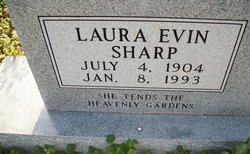 Laura Evin <I>Sharp</I> Higginbotham