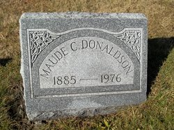 Maude C <I>Donaldson</I> Crouch