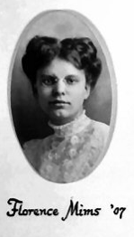 Florence Evelyn Mims