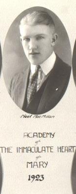 Neil John MacMillan