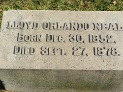 Lloyd Orlando Neal