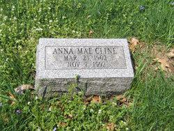 Anna Mae <I>Weider</I> Cline