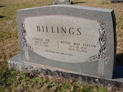 Charles Lee Billings