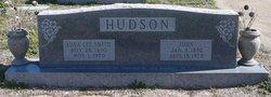 Edna Lee <I>Smith</I> Hudson