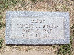 Ernest Jacob Binder
