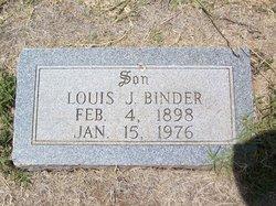 Louis Jacob Binder