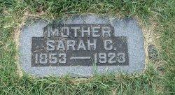 Sarah <I>Campkin</I> Evans