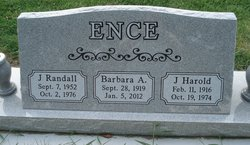 J Harold Ence
