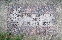 Harry Kanellis