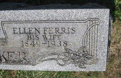 Ellen Cordelia <I>Ferris</I> Walker