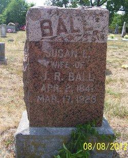 Susan Ellen <I>Adams</I> Ball