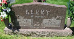 Mary Jeanette <I>Bevan</I> Berry