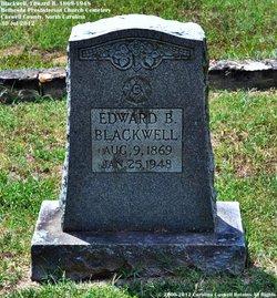 Edward B. Blackwell
