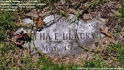 Martha E. <I>Siddle</I> Blackwell