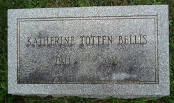 Katherine <I>Totten</I> Bellis