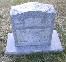 Sarah Jane Metcalf