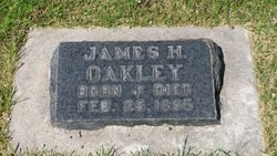 James Henry Oakley