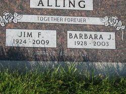 James F Alling