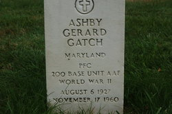 Ashby Gerard Gatch