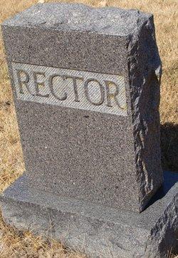 "Joan Anna ""Josie"" <I>French</I> Rector"