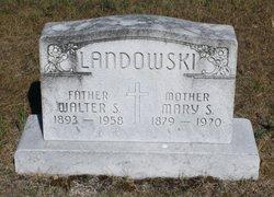 Mary S <I>Snova</I> Landowski