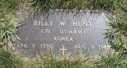 Billy Wilson Hunt