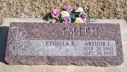 Ethella Elizabeth <I>Robinson</I> Smith