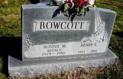 Bonnie Mae <I>Buckle</I> Bowcott