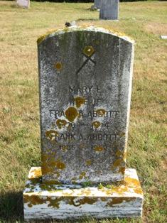 Mary E. <I>Mullen</I> Abbott