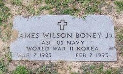 James Wilson Boney