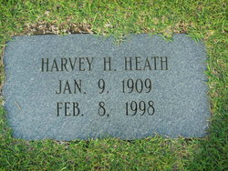 Harvey H Heath
