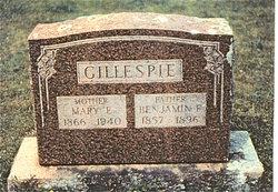 Benjamin F. Gillespie