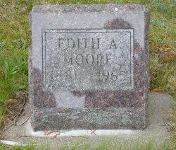 Edith Anora <I>Gauslin</I> Moore