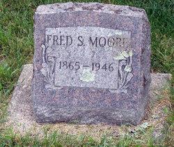 """Ferdel S. """"Fred"""" Moore"""