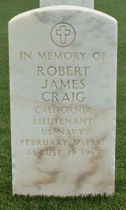 LT Robert James Craig