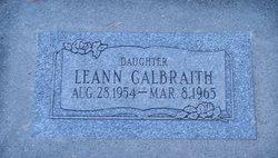 Leann Galbraith